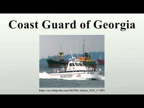 Coast Guard of Georgia