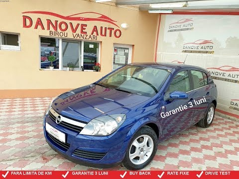 Opel Astra H,GARANTIE 3 LUNI,BUY-BACK,RATE FIXE,motor1600 cmc,Benzina,Automat,Clima,Pret: 3299 Euro