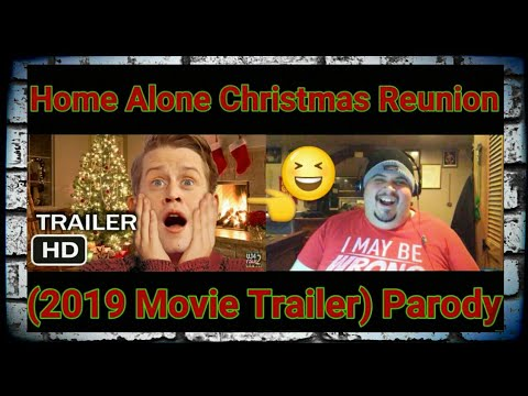 Home Alone Christmas Reunion 2019 Movie Trailer Reaction
