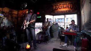 "Buck McCoy covering ""Indian Outlaw"" by Tim McGraw at ""Legends Corner"" in Nashville, Tennessee"