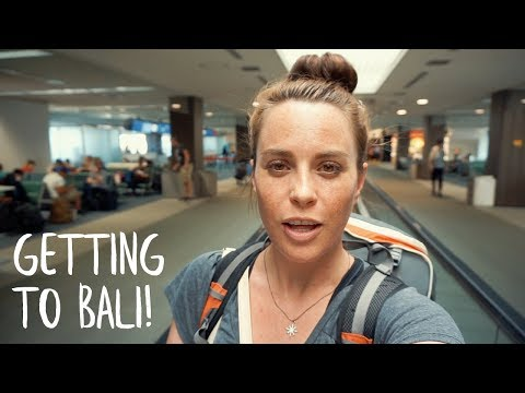 One Way Ticket to Bali - SOLO FEMALE BACKPACKING