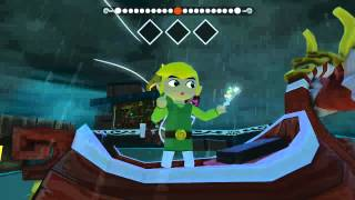 The Legend of Zelda: The Wind Waker HD - Part 4