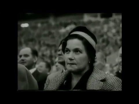 """Ingemar """"Ingo"""" Johansson vs Eddie Machen , 1958"""