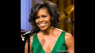 МИШЕЛЬ ОБАМА, ТРАНССЕКСУЛ мужик США 2016. Michelle Obama, 2016 US trans man.