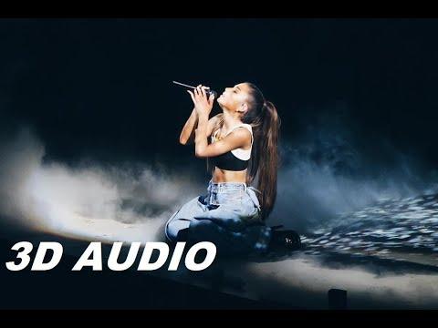 Ariana Grande - Moonlight (Live 3D Audio) | Use Headphones!