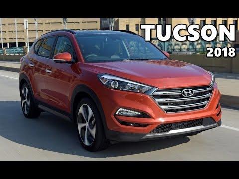 2018 Hyundai Tucson Exterior, Interior, Drive