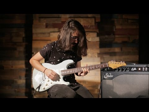 SUHR ECLIPSE DUAL CHANNEL OVERDRIVE/DISTORTION - FEATURING MATEUS ASATO