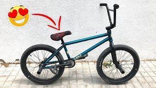 CONSTRUYO LA BMX DE MIS SUEÑOS