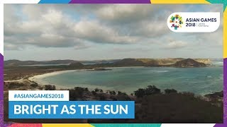 Energy18 Bright As The Sun Official Song Asian Games 2018