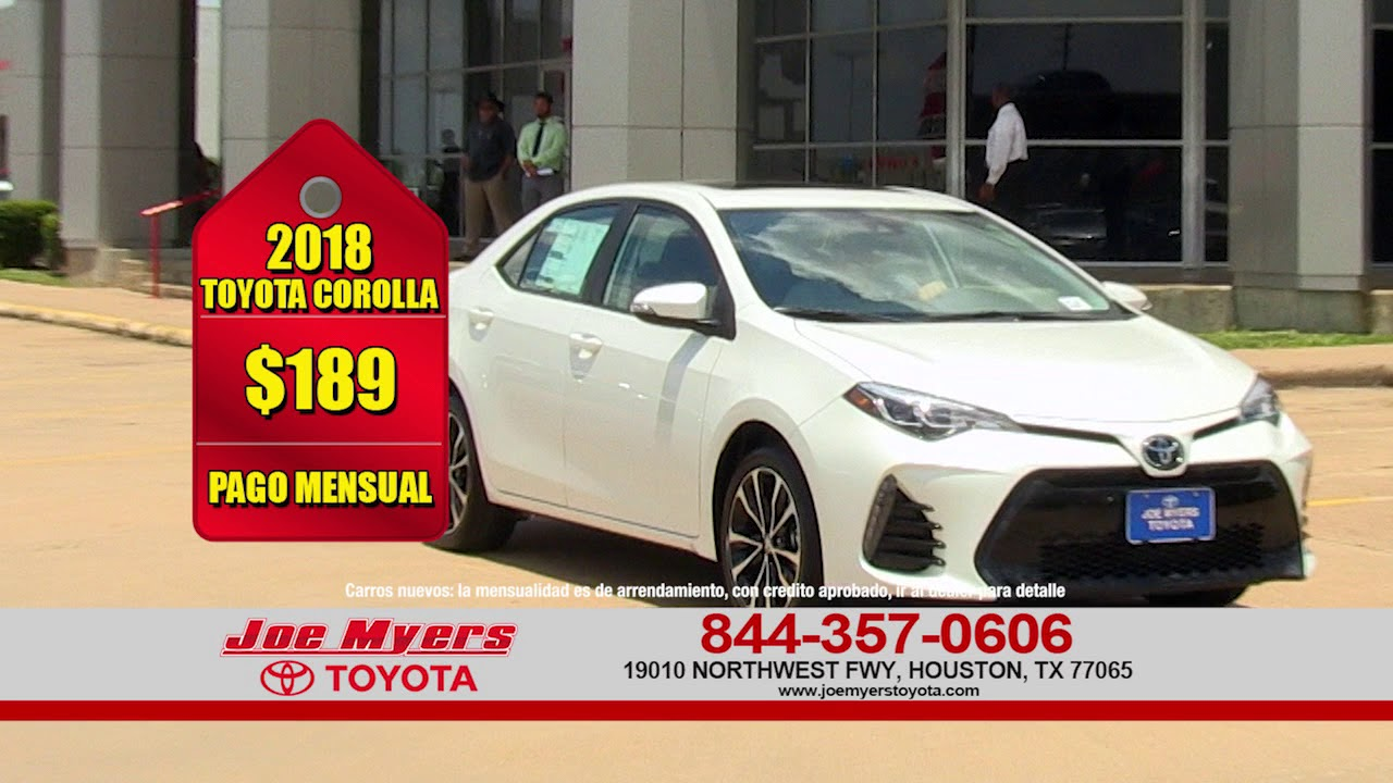 joe myers toyota 15s - youtube