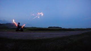 Fireworks ATV