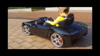 Купить детский электромобиль F830  BROON Henes со встроенным планшетом Android 12V  на pushishki.ru(Henes BROON F830, электромобиль,, 2015-12-05T23:33:22.000Z)