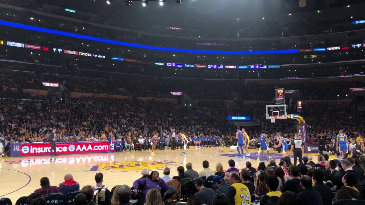 Get 10% Off Lakers vs Warriors Tickets Promo Code