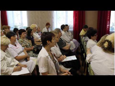 Детской поликлинике №7 г. Воронеж - 40 лет!!!
