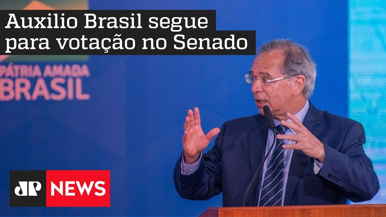"""Download """"Auxilio Brasil é um meio para que o cidadão possa melhorar de vida"""", afirma relator do projeto"""