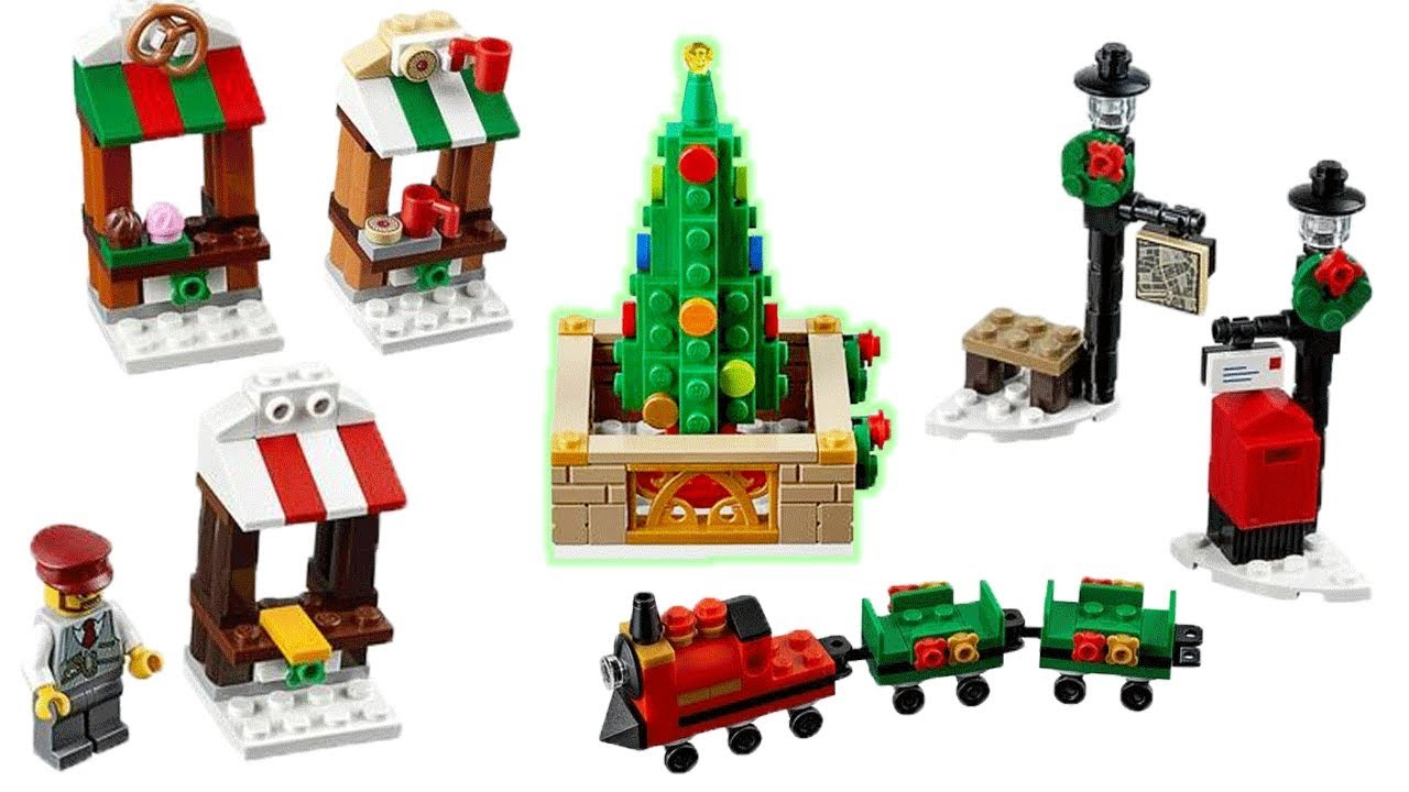 more lego christmas sets for 2017