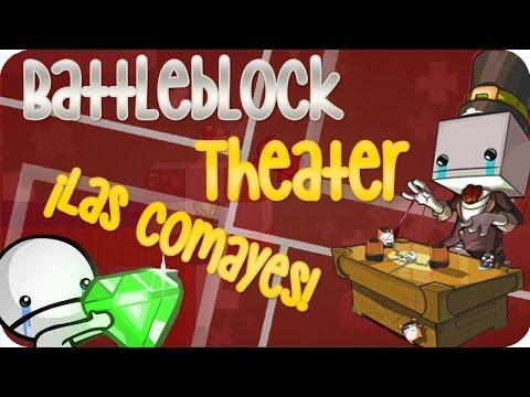 BabiiBL | ¡Las comayes regresan! Jessy la Inmortal | Battleblock Theater♥