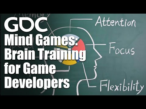 Mind Games: Brain Training For Game Developers