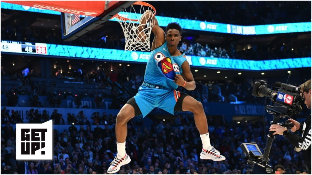 How Jalen Rose would fix the NBA dunk contest | Get Up!