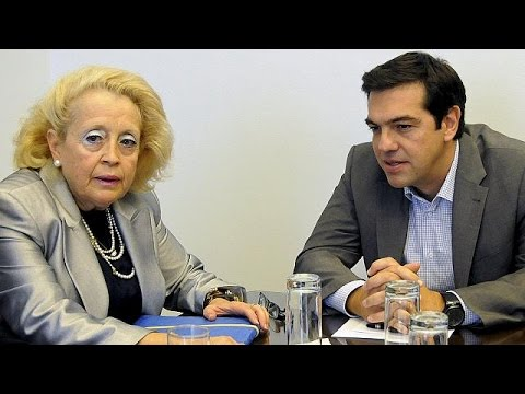 Supreme Court judge Vassiliki Thanou will lead Greece to elections