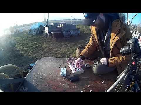 MID WINTER DRONE TIME (w/ Field Kit FX, Strom Mobile & Kastl)