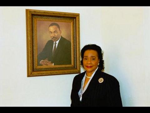 Women Read Coretta Scott King