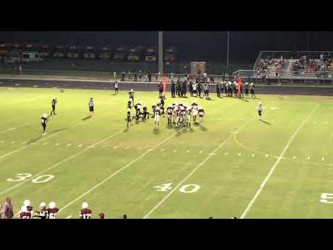 20190912   West Creek Middle School Coyotes Varsity Football vs  Kenwood