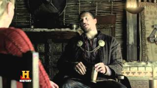 Vikings Season 3 New Clip From Episode 5 EARL KALF AND LAGERTHA HD