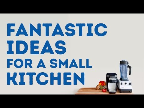 Fantastic DIY Ideas For A Small KITCHEN L 5-MINUTE CRAFTS