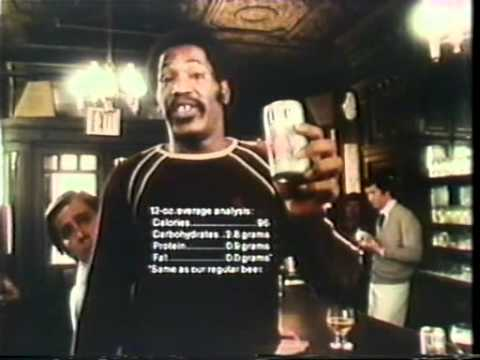 Miller Lite, 1977 11 20, Bubba Smith