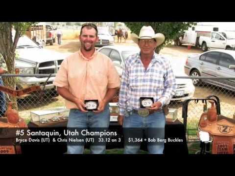 Santaquin, Utah ROUGHSTOCK2ROPING Team Roping Augu...