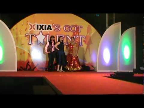IXIA Got Talent - 2012