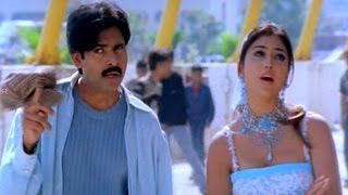 Balu Movie || Neelo Jarige Video Song || Pawan Kalayan, Shriya Saran