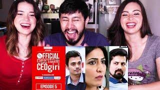 CEOGIRI   Episode 5   Finale!   Summeet Vyas   Arre   Webseries Reaction!