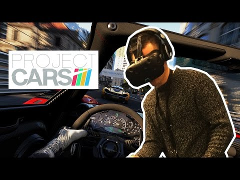 Gameplay VR PROJECT CARS en VRCENTER Zaragoza