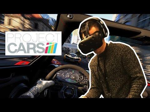 Gameplay VR PROJECT CARS en VRCENTER Zaragoza