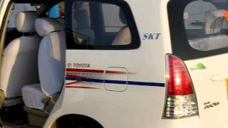 Rent a Toyota Innova car with driver for Delhi, Agra, Rajasthan, India. www.carrentaldelhi.com