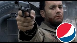 If Saving Private Ryan was made by Pepsi
