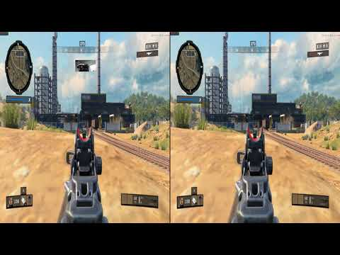 Call Of Duty Black Ops IV Blackout Beta VR : strategem 1 The First Law Of The Varda