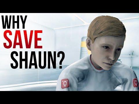 Fallout 4 - Why Save Shaun?  -  [Secret Dialog Lore] thumbnail