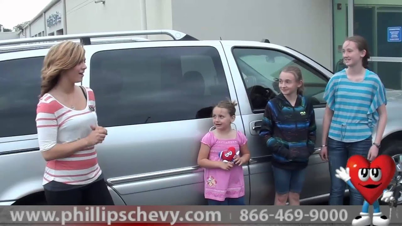 phillips chevrolet customer review 2006 buick terraza. Black Bedroom Furniture Sets. Home Design Ideas