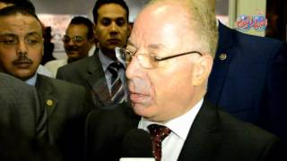 وزير الثقافة حلمي النمنم: على المجتمع المدني ان يساعد في دعم السينما المستقلة