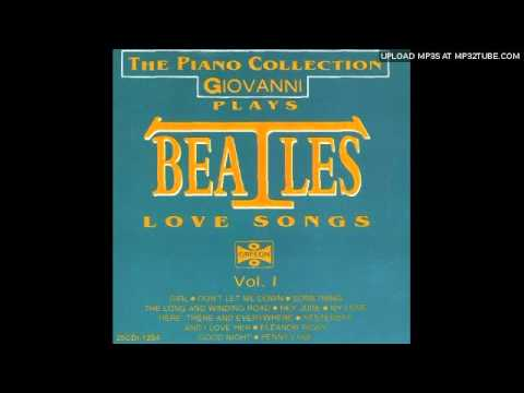 Good Night - Beatles piano instrumental
