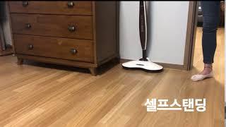 ◈ 보관도 편리 아너스 R3 무선물걸레청소기 무선청소기…