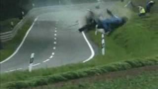 Crash de voiture.