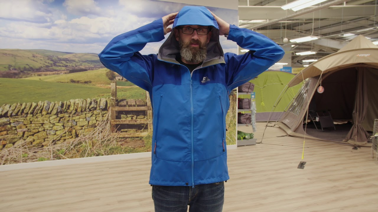 81304cf7 Mountain Equipment Rupal Waterproof Jacket - YouTube