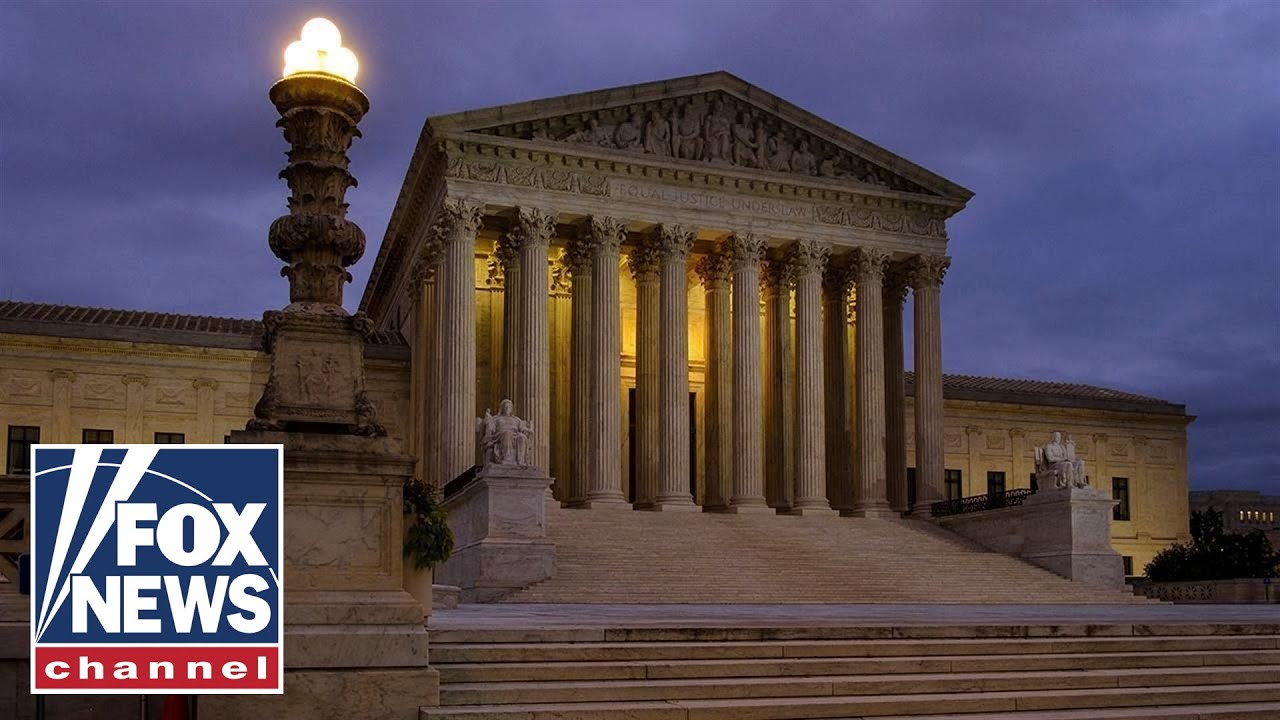 Historical first: The Supreme Court holds live arguments by phone