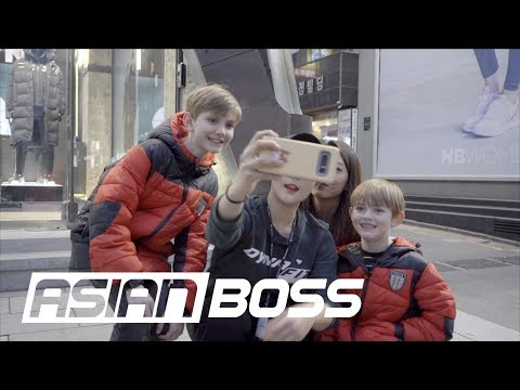 Meet John & Mack: The Most Famous American Kids In Korea | ASIAN BOSS