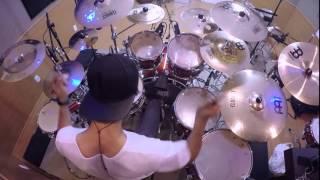 Theo Steban - Heart Attack - Demi Lovato Drum Cover