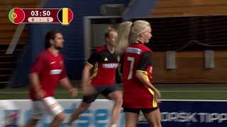 Kjendis-VM: Portugal - Belgia
